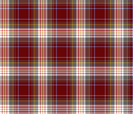 "Rathmore tartan, 6"" dark fabric by weavingmajor on Spoonflower - custom fabric"
