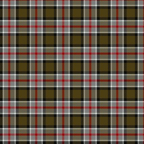"Strathblane district tartan, 1.5"", modern colors"