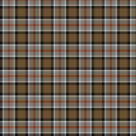 "Strathblane district tartan, 1.5"", ancient colors fabric by weavingmajor on Spoonflower - custom fabric"