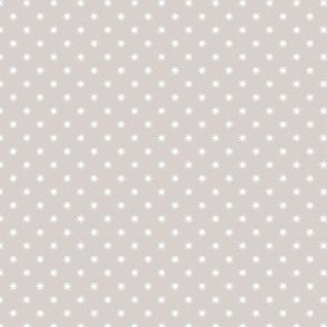 Disty - Little Coronata Star-warmgrey
