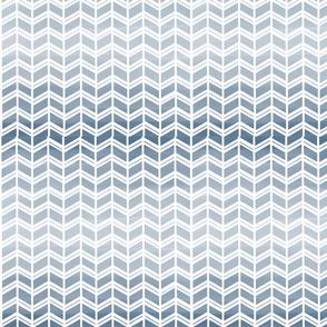 Pattern chevron triangle navy