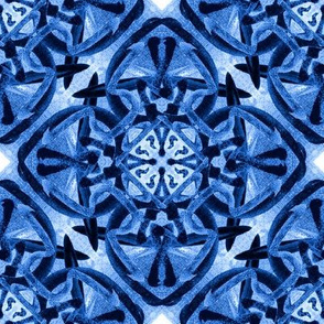 Indigo Tile 1