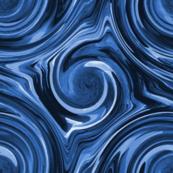 Indigo Swirl 2