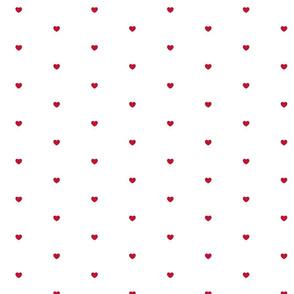 Tiny Red Hearts