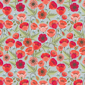poppy_field_red_backround_grey