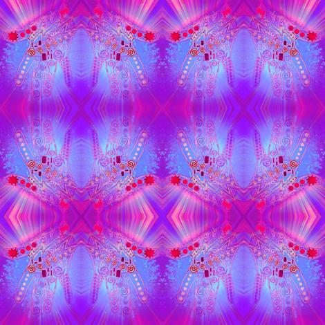 Put Thy Hand9 fabric by lauriem9@yahoo_com on Spoonflower - custom fabric