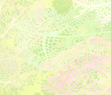 Sea_Green_Murex_bg-brighter fabric by greenlotus on Spoonflower - custom fabric