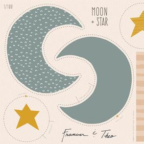 Moon & Star | Cut-n-Sew