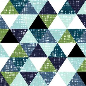TrianglesWBlueGreen