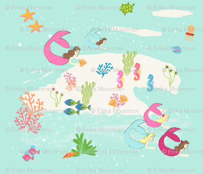 mermaid lagoon 84
