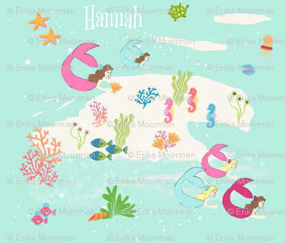 mermaid lagoon 7-PERSONALIZED Hannah