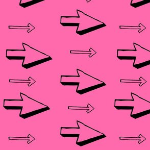 Savvy's Pink Arrows