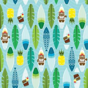 Tiki Pattern