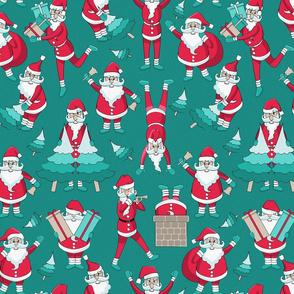 Busy Santas 2