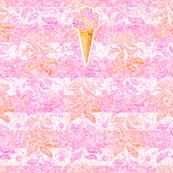 Sugar-Cone  Stripes