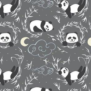 sleepy pandas dark