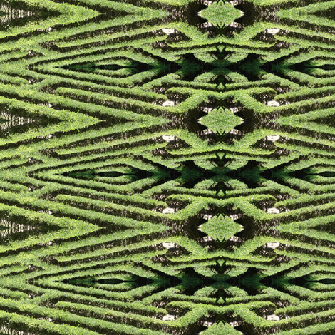 laberinto fabric by hypersphere on Spoonflower - custom fabric
