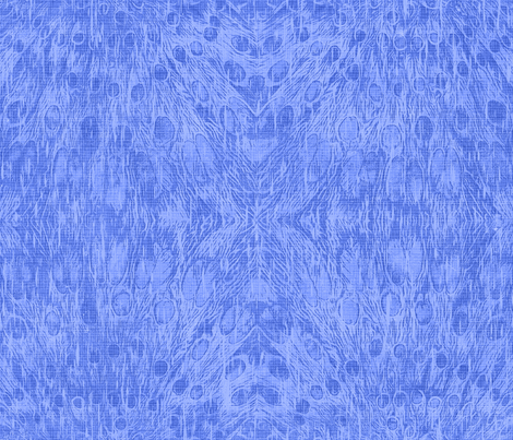 Feathery Blues fabric by piper_&_paige on Spoonflower - custom fabric