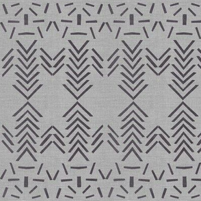 abstract tribal design