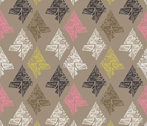 Neapolitan fabric by designertre on Spoonflower - custom fabric