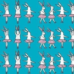 Bunny Twirl Colour