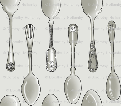 Tiny Teaspoons