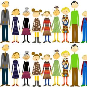 Family bigger size