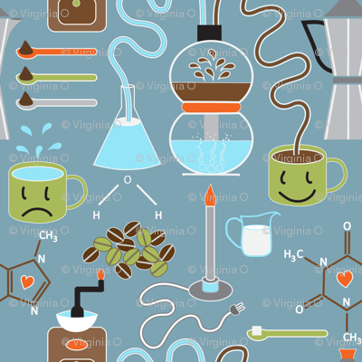 small coffee science
