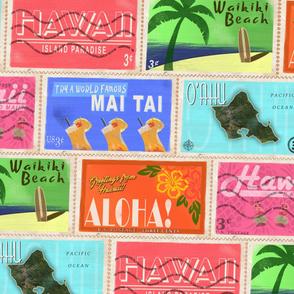 Retro Stamps