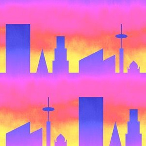 06497992 : painting the city psychedelic