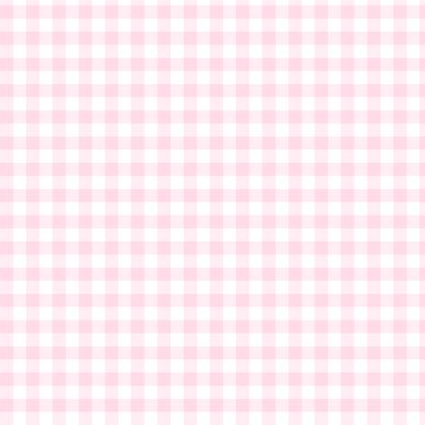 baby pink gingham fabric by weavingmajor on Spoonflower - custom fabric