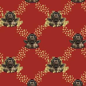 bixie coins pattern