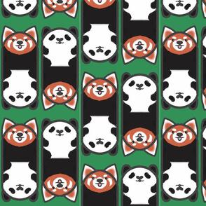 Flipimals: Panda Red Panda