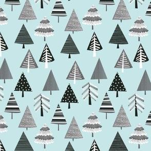 Trees_charcoal_babyblue