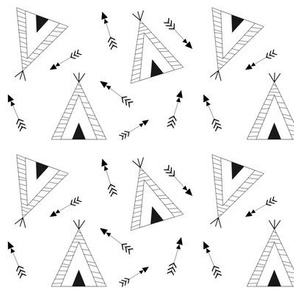 teepee_scattered_arrow