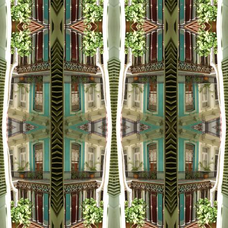 fuera de la ventana fabric by hypersphere on Spoonflower - custom fabric
