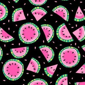 watermelons black large