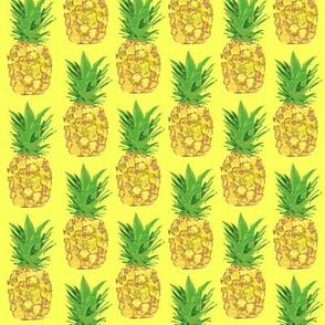 Pineapple Pop Yellow