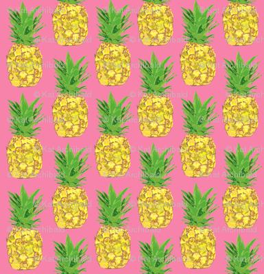 Pineapple Pop Pink