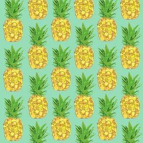 Pineapple Pop Green