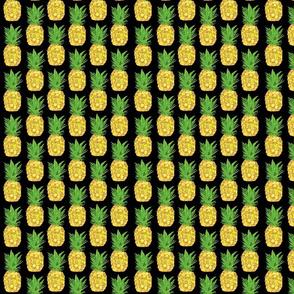 Pineapple Pop Black