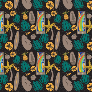 BW_Spoonflower_Hawaii_Hotel_Pattern