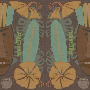 BW_Spoonflower_Hawaii_Tiki_Idol_Pattern