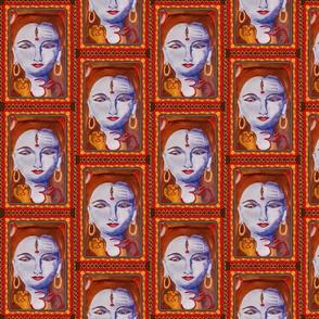 Shiva fabric