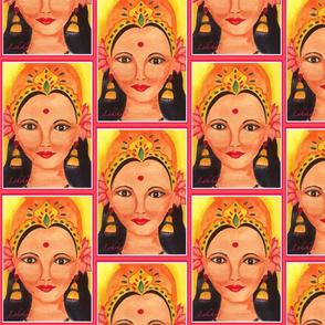 Lakshmi fabric