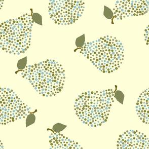 Pears_PastelYellow