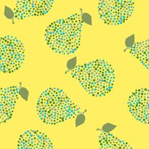 Pears_MustardYellow