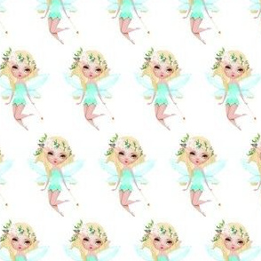 "1.5"" Floral Fairy / Mix & Match"