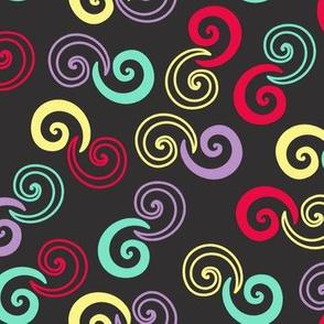 spirals (grey palette)