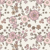 Magical Meadow on Cream